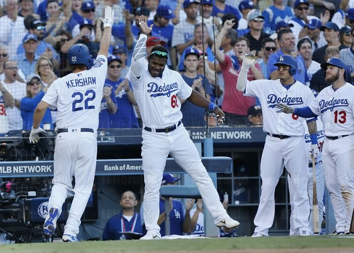 Dodgers, de nuevo a la Serie Mundial